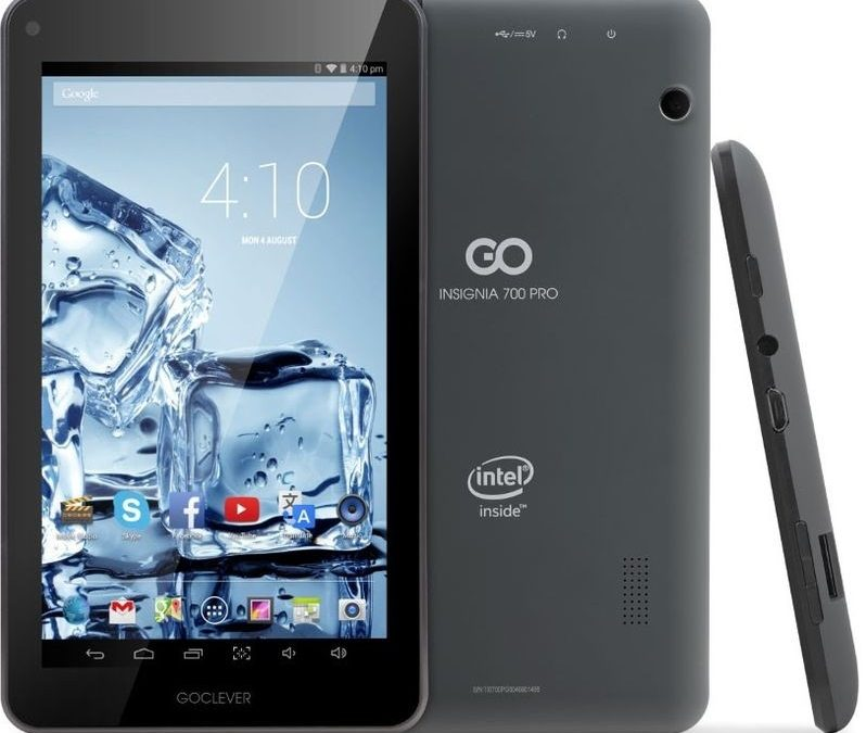Tablet GOCLEVER INSIGNIA 700 PRO – manual