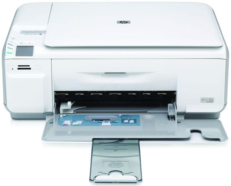HP Photosmart C4480 Q8388B – manual