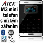 AIEK M3 plus – manual