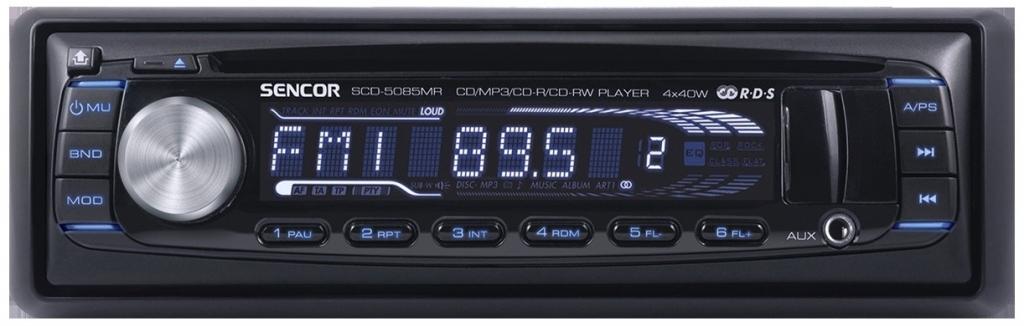 Sencor SCD-5085MR – manual