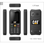 Caterpillar B30 Dual SIM – manual