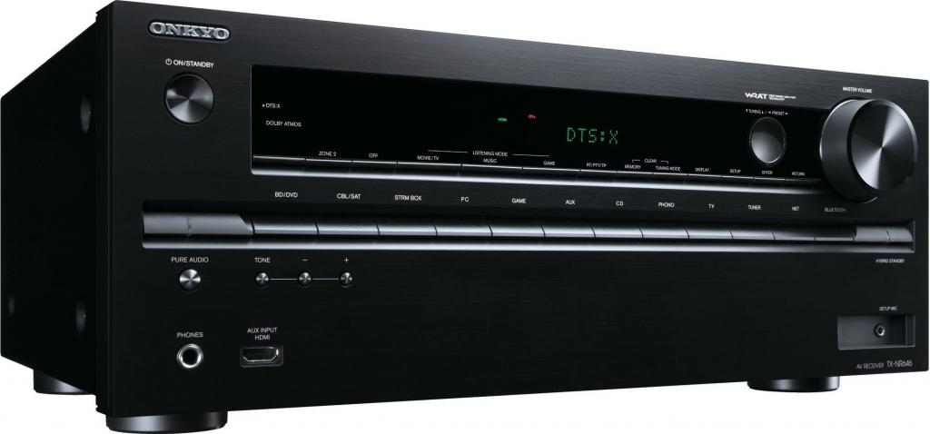 Onkyo TX-NR646 – manual