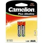 Batéria Camelion Ultra Alkaline AAA 2ks – manual