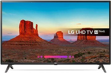 LG 43UK6300P – manual