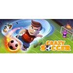 Crazy Soccer – manual