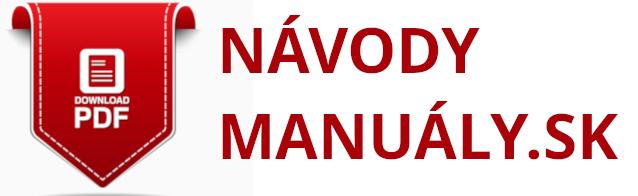 Použivatelské návody a manualy